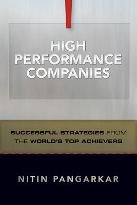 High Performance Companies By Pangarkar, Ajay